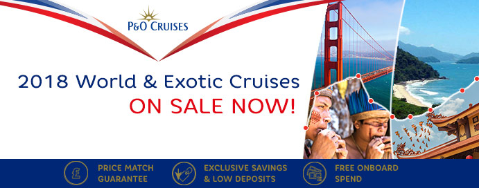 world cruises on sale now