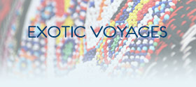 Top 10 Exotic Voyages