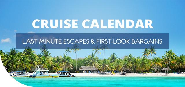 Cruise Calendar