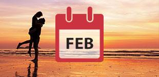 February 2018 Cruises