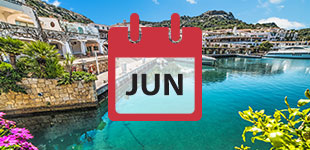 June 2017 Cruises