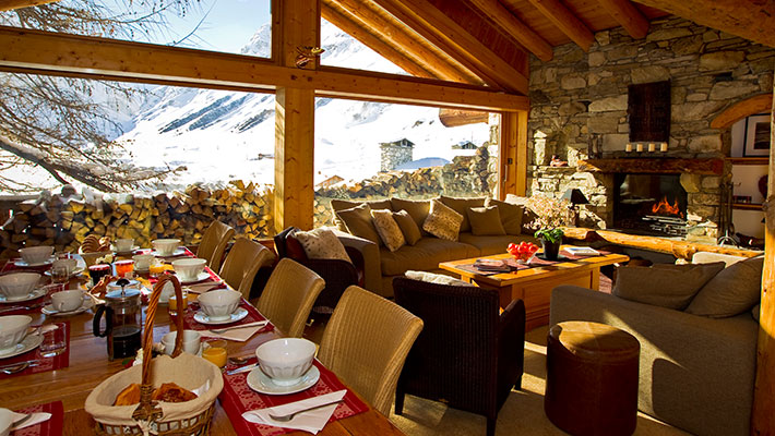 Chalet Lafitenia in Val d'isere