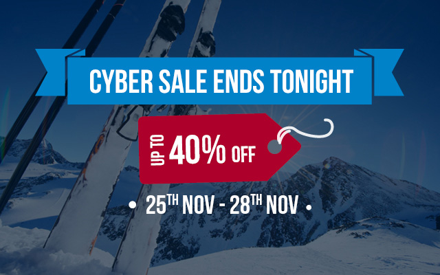 Ending Tonight All The Best Black Friday And Cyber Monday Ski Deals In One Place