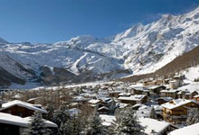 Ski holidays in Saas Fee