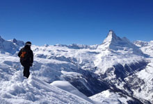 Ski holidays in Zermatt