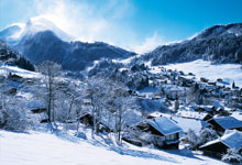 Ski holidays in Morzine and Avoriaz