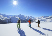 Ski holidays in St Anton
