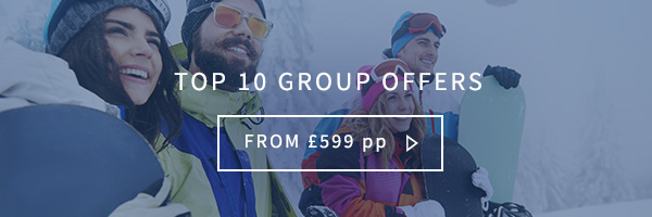 Top 10 group offers