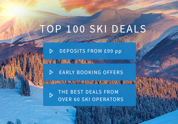 This Month's Top 100 Ski Offers