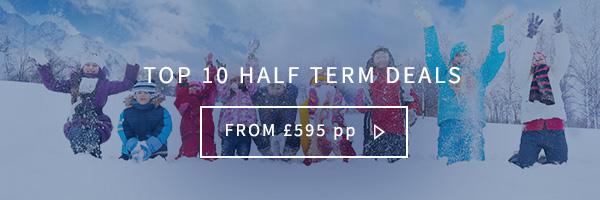Top 10 Half Term Deals
