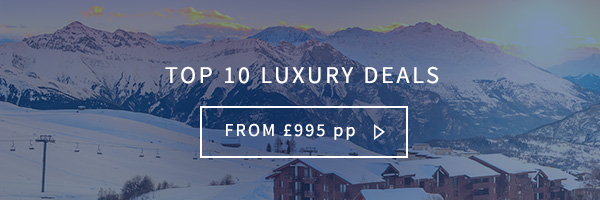 Top 10 luxury deals