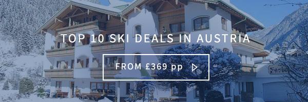 Top 10 ski deals in austria