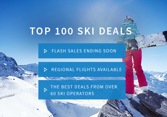 The Top 100 Ski Offers