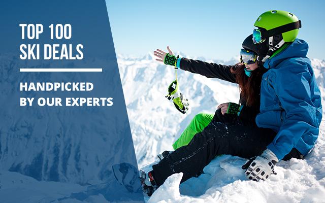 Top 100 ski deals