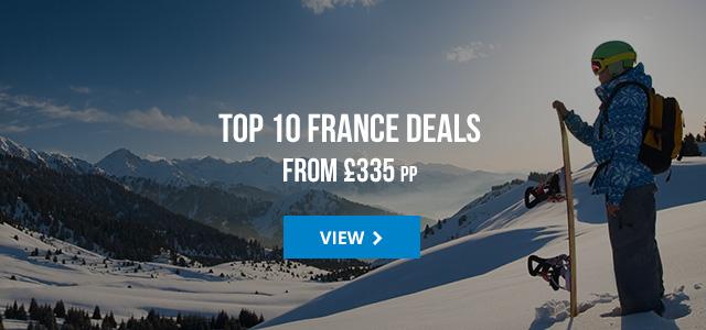 Top 10 France deals