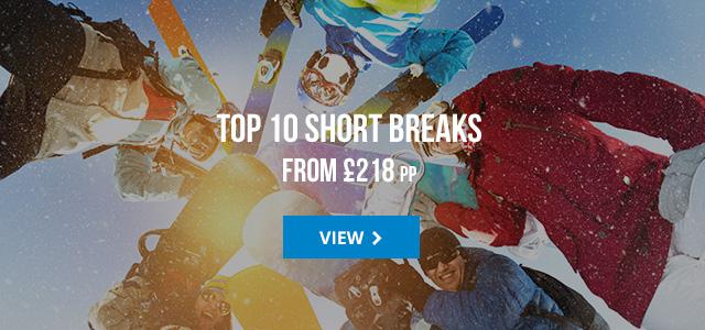 Top 10 Short Breaks