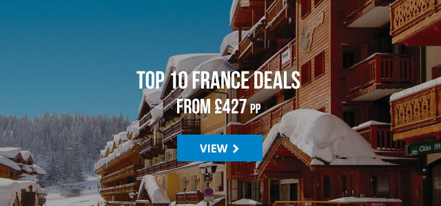 Top 10 France deals from £427 pp