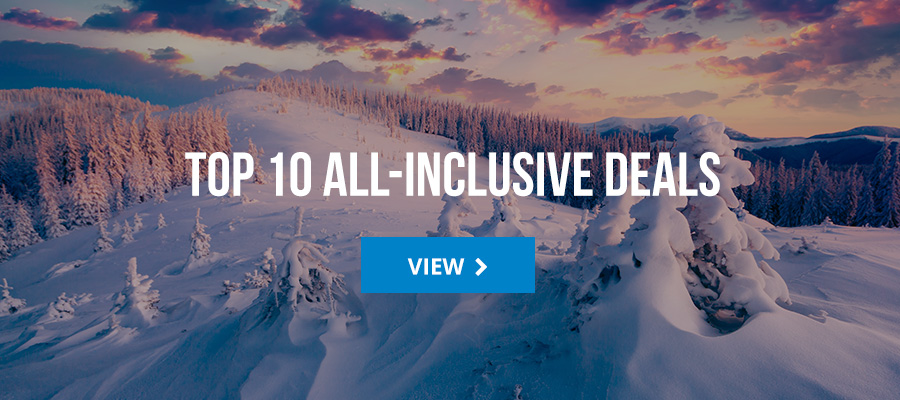 Top 10 all inclusive deals