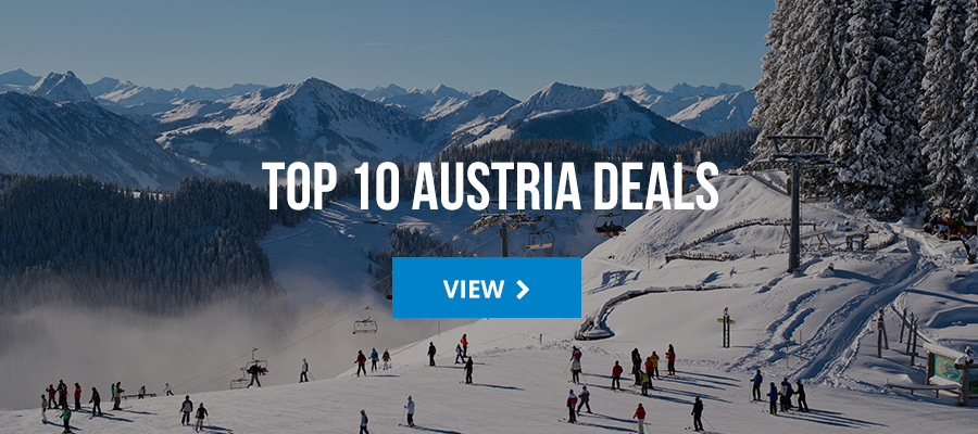 Top 10 Austria deals