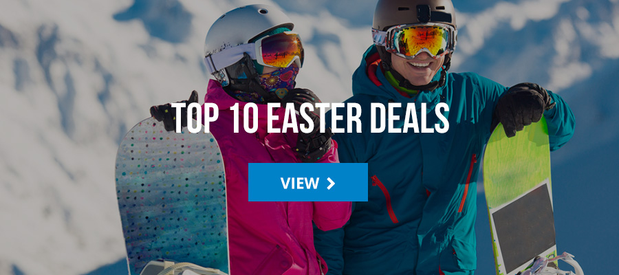 Top 10 Easter deals