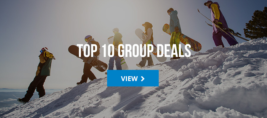 Top 10 group deals