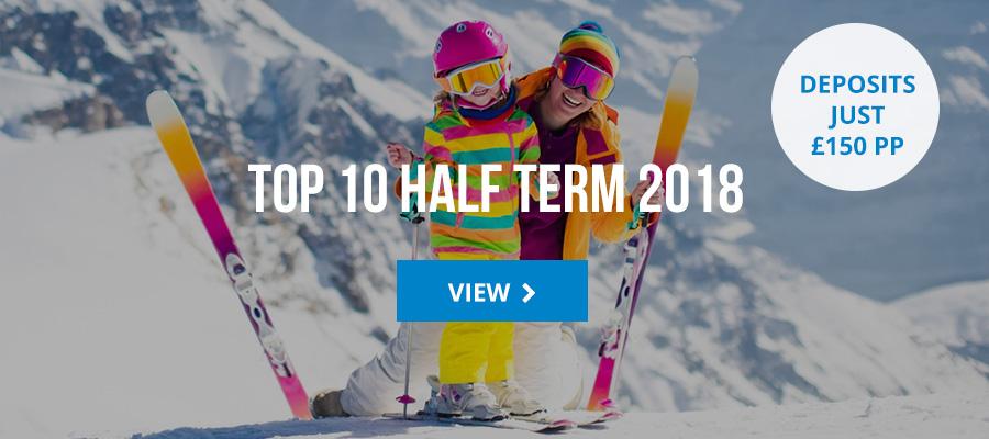 Top 10 Half Term