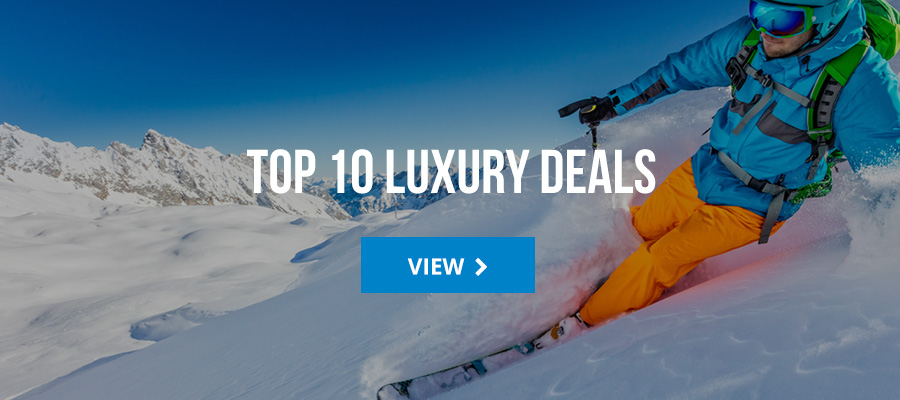 Top 10 luxury deals