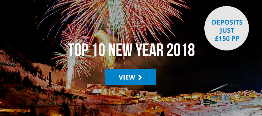 Top 10 New Year