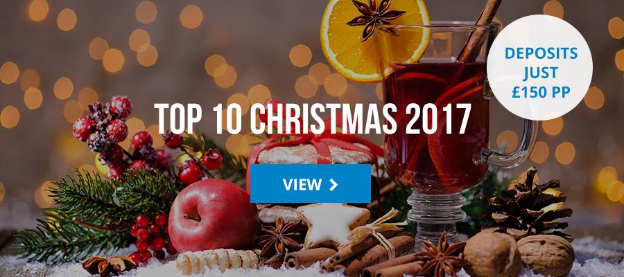 Top 10 xmas 2017 deals