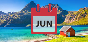 June 2018 Cruises
