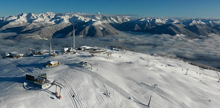 South Tirol ski holidays