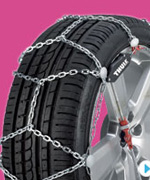 4x4 Snow Chains