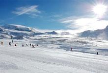 Ski holidays in Cervinia