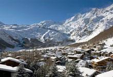 Ski holidays in Saas Fee