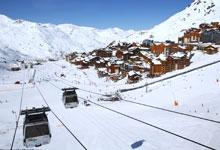 Ski holidays in Val Thorens