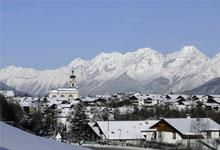 Ski holidays in Gotzens