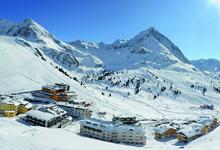 Ski holidays in Kuhtai